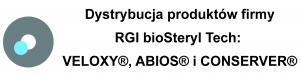 Dystrybucja produktów RGI bioSteryl Tech w Polsce